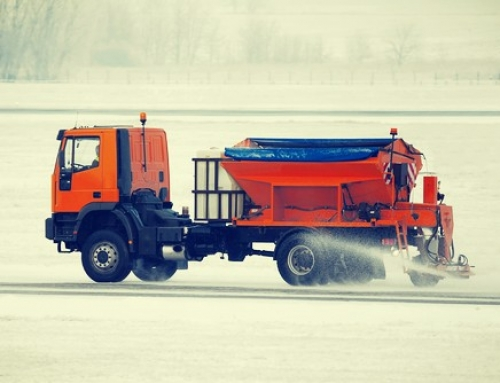 Is Limited Use of Road Salt Contributing to Icy Traffic Accidents?