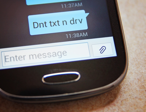 Car Accidents Caused by Texting Continues to Concern Safety Officials