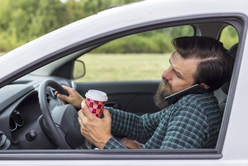 Fatal Michigan Crash Result of Distracted Driving