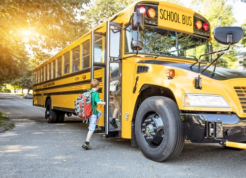 Bus Safety Reminders for the Back to School Season