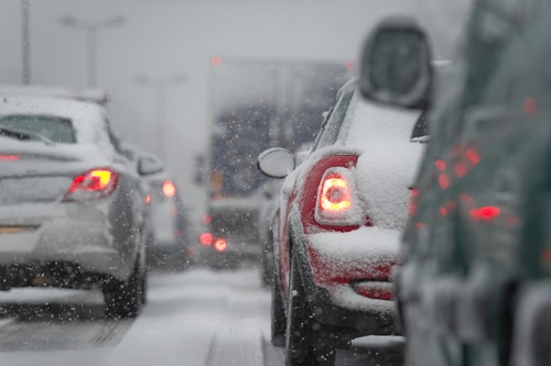 Michigan Winter Driving Tips and What to Do if You Get Stuck in the Snow