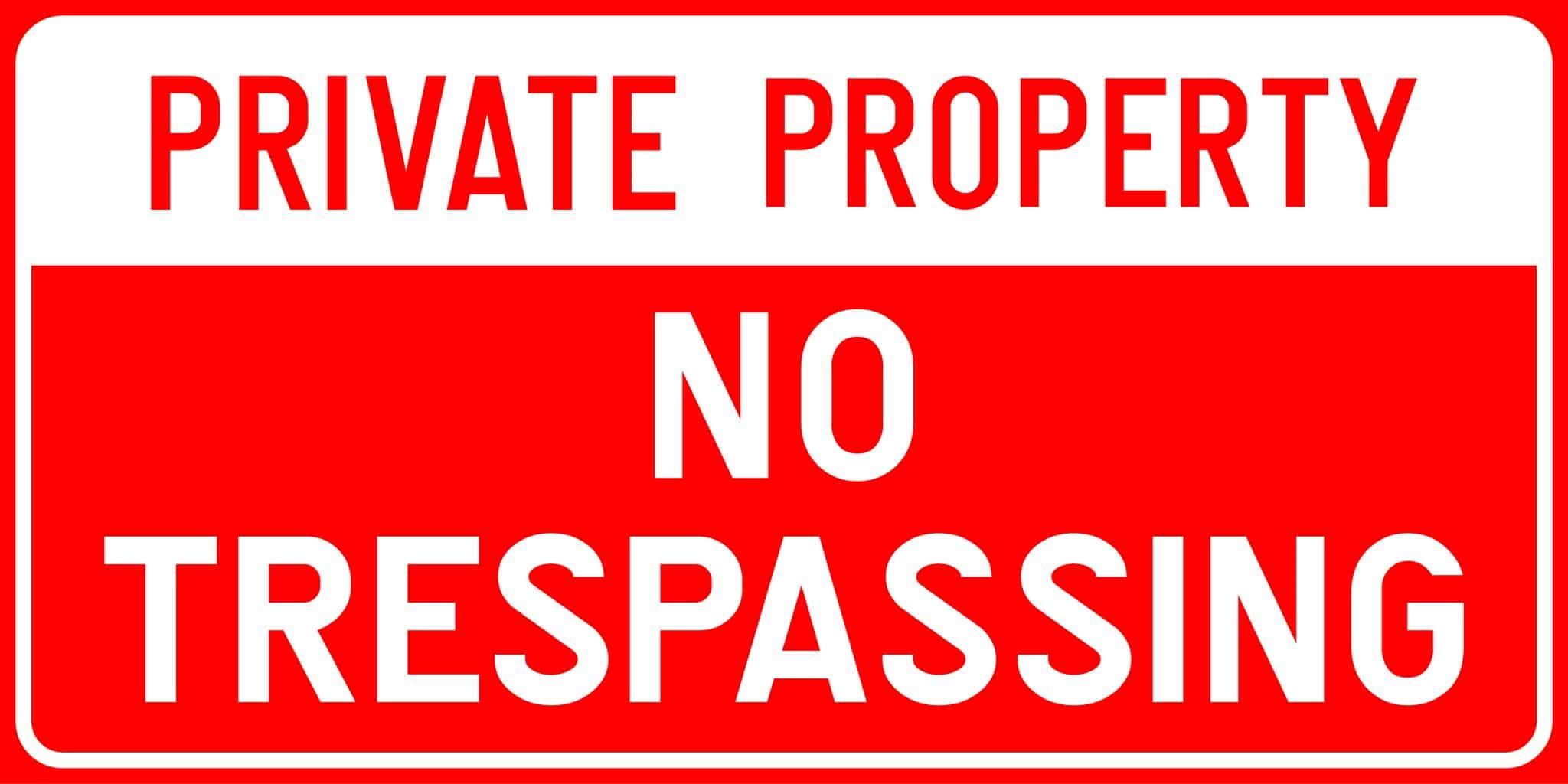Michigan Dog Bite Law – What is a Trespasser?