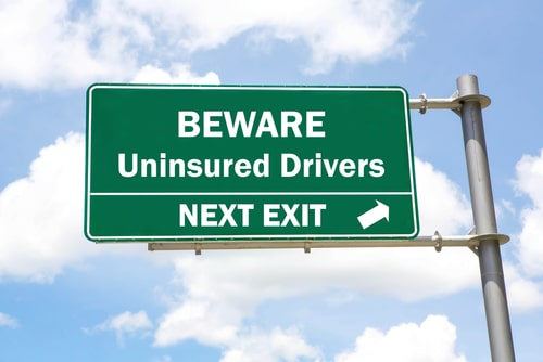 What You Should Know if You Get in an Accident with an Uninsured Motorist