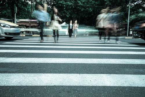 Autonomous Vehicle Hits and Kills Pedestrian