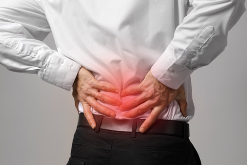 Lower Back Pain After Car Accident Can Stem from Whiplash