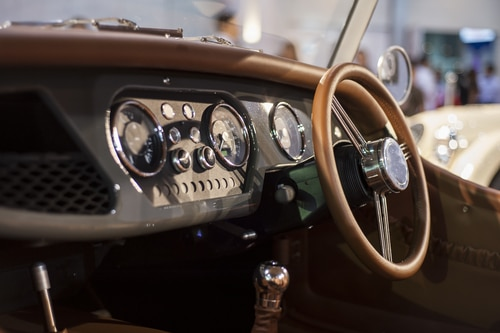 Important Safety Features Lacking in Many Classic Cars