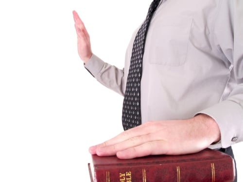 What Is An Exam Under Oath?
