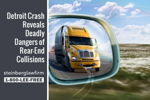 I-94 Semi Truck Crash Near Detroit Proves Deadly