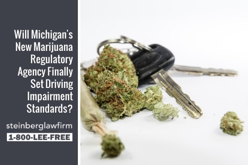 How Should Michigan Test for Marijuana Impaired Drivers?