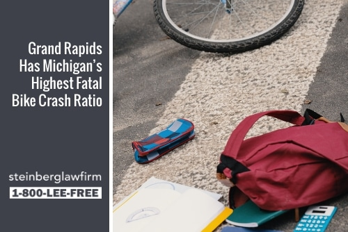 Overview of Grand Rapids Bike Crashes