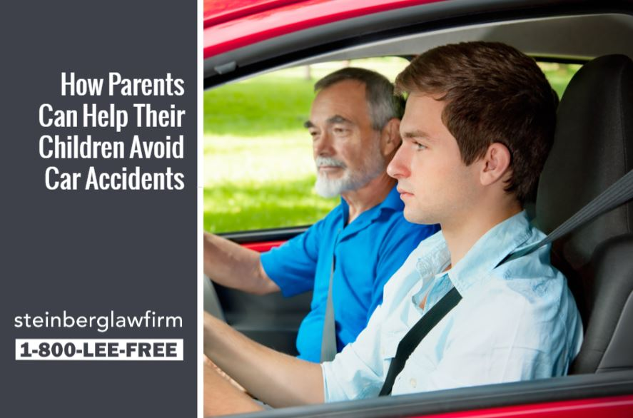 How Parents Can Help Their Children Avoid Car Accidents