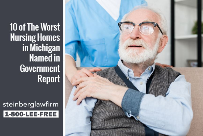10 of The Worst Nursing Homes in Michigan Named in Government Report