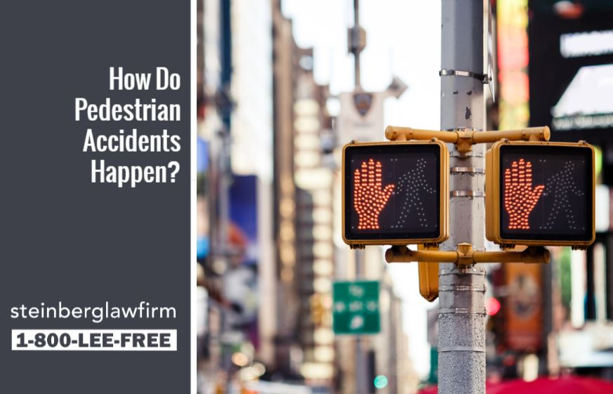 How Do Pedestrian Accidents Happen?