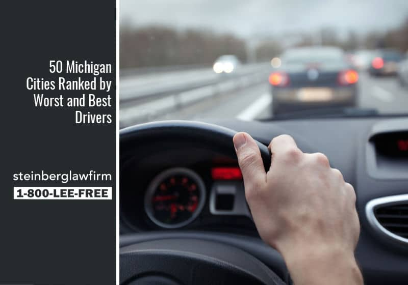 50 Michigan Cities Ranked by Worst and Best Drivers