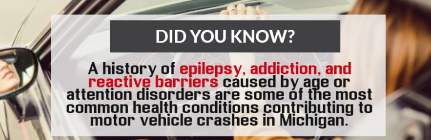 driving health conditions