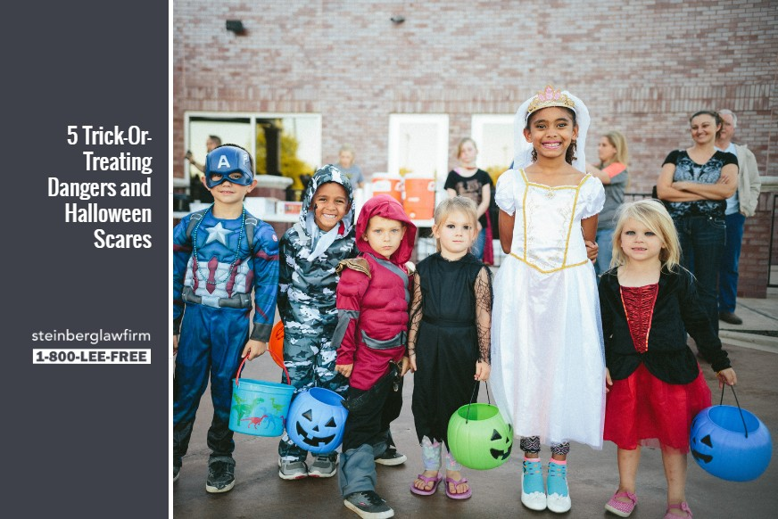 5 Trick-Or-Treating Dangers and Halloween Scares