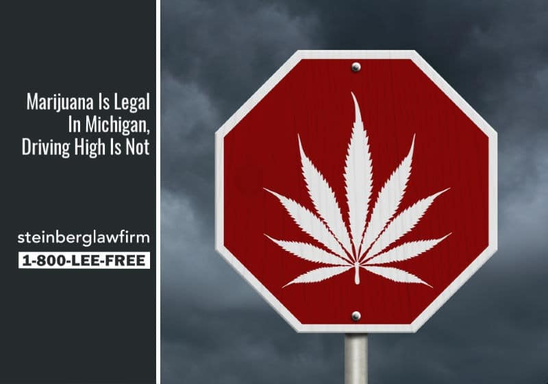 8 Things You Need to Know About Driving High in Michigan