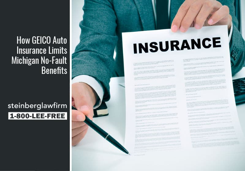 How GEICO Auto Insurance Limits Michigan No-Fault Benefits