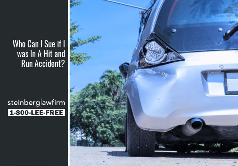 no fault hit and run accident