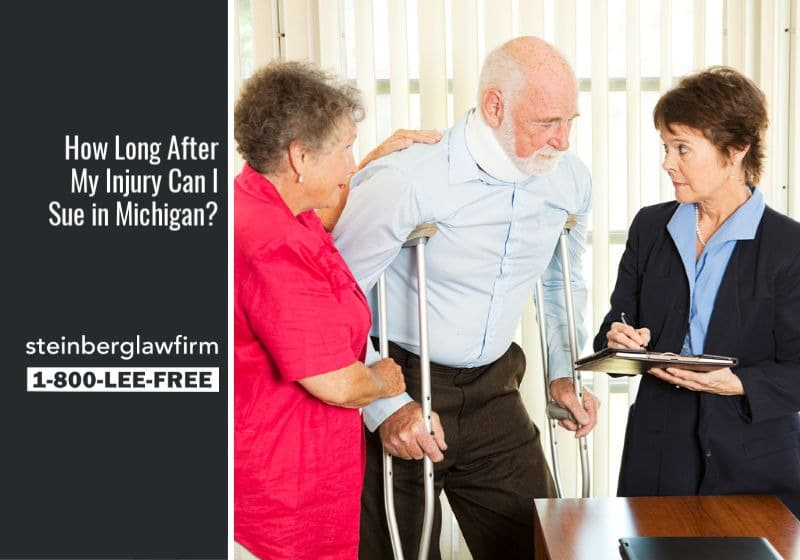 How Long After My Injury Can I Sue in Michigan?
