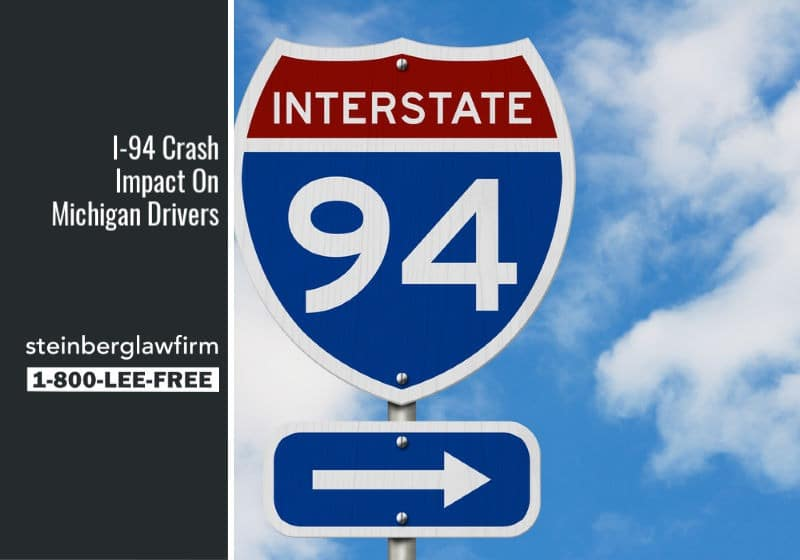 The Impact of I-94 Car Accidents on Michigan Drivers