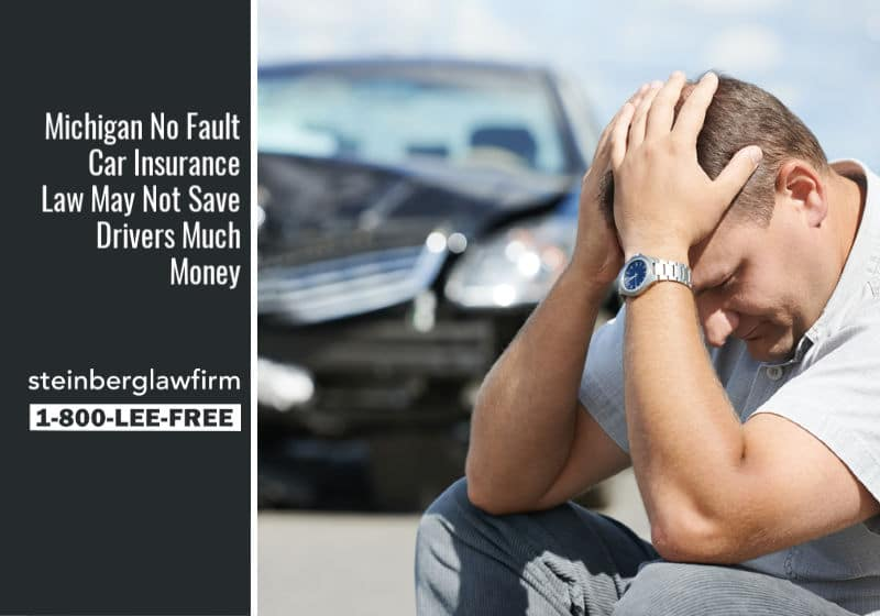 no-fault law car insurance michigan