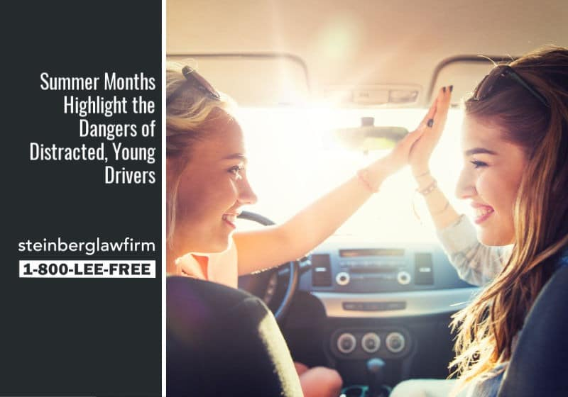 teen drivers in auto accidents