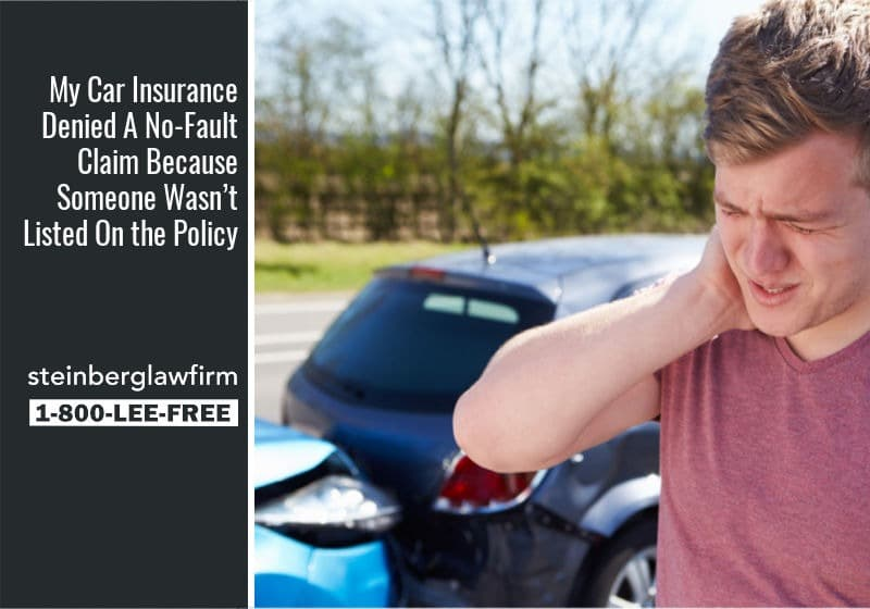 no-fault car accident insurance