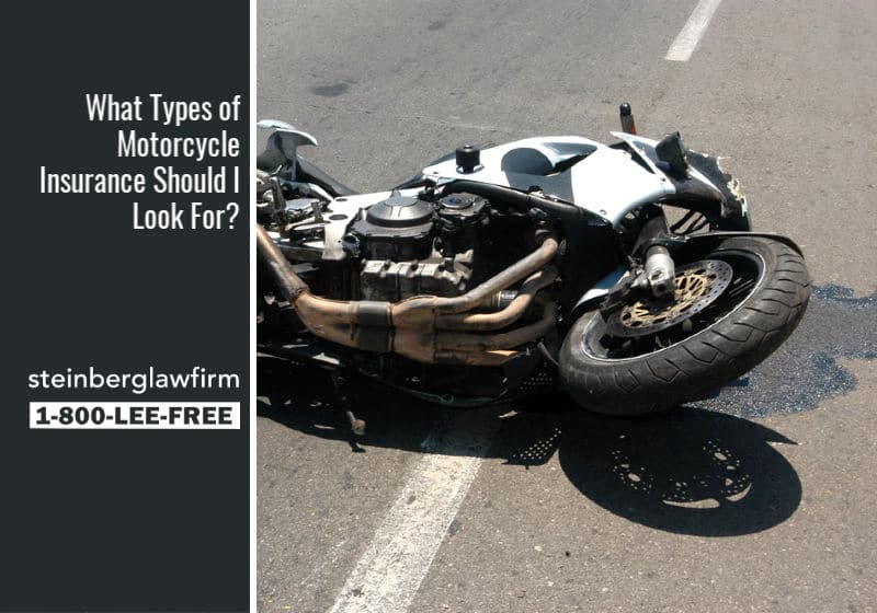 What Types of Motorcycle Insurance Should I Look For?
