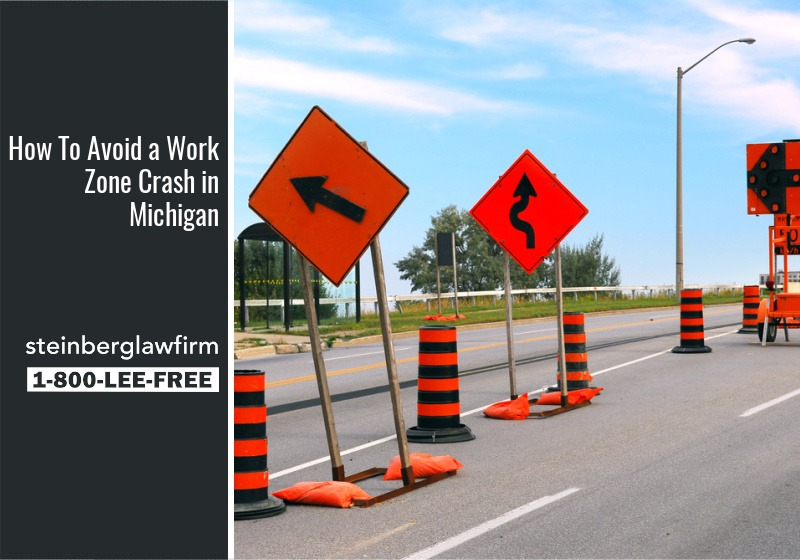 How To Avoid a Work Zone Crash in Michigan