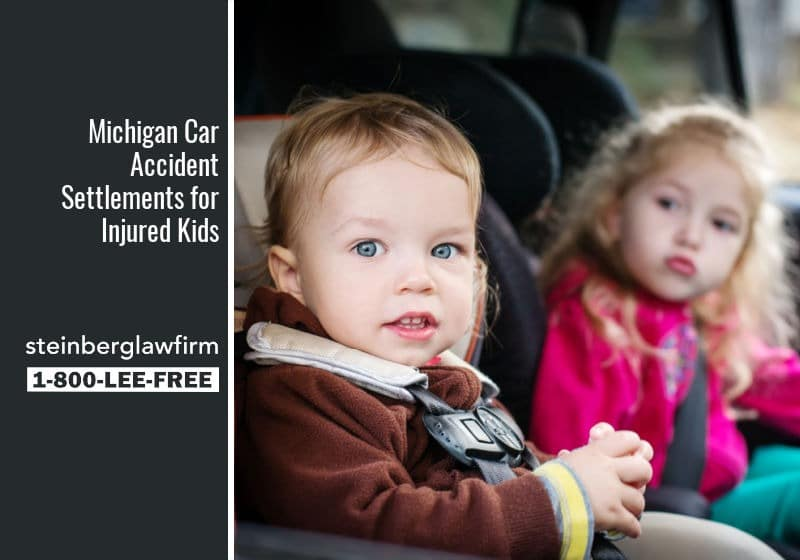 settlement for child injured in car accident