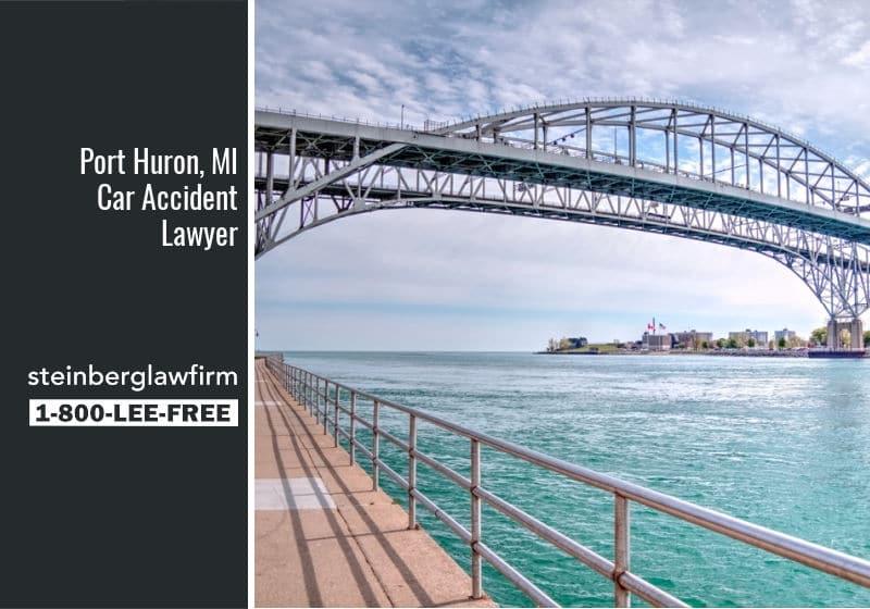 Port Huron Car Accident Lawyer