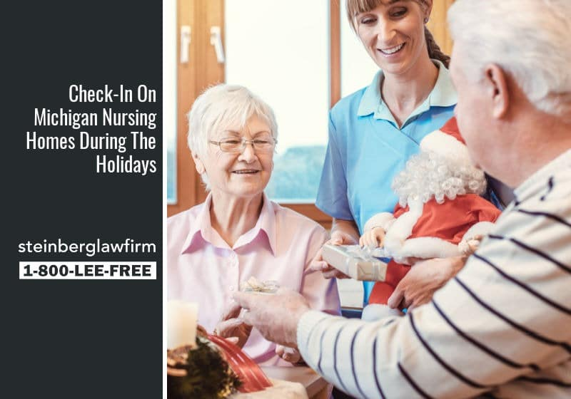 Check-In On Michigan Nursing Homes During The Holidays