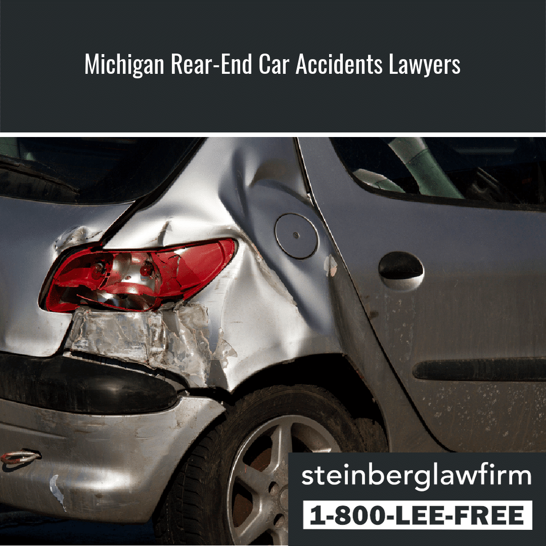 Michigan Rear-End Car Accidents Lawyers