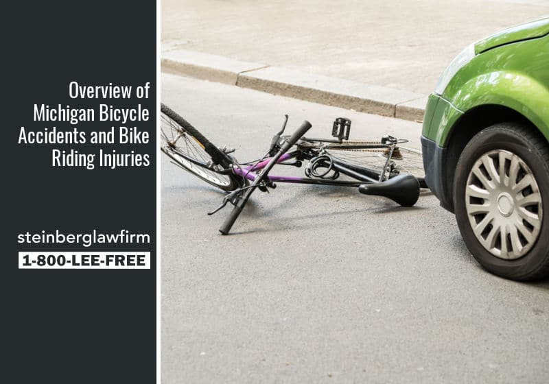 Overview of Michigan Bicycle Accidents and Bike Riding Injuries