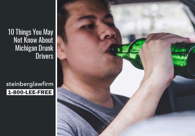 michigan drunk drivers
