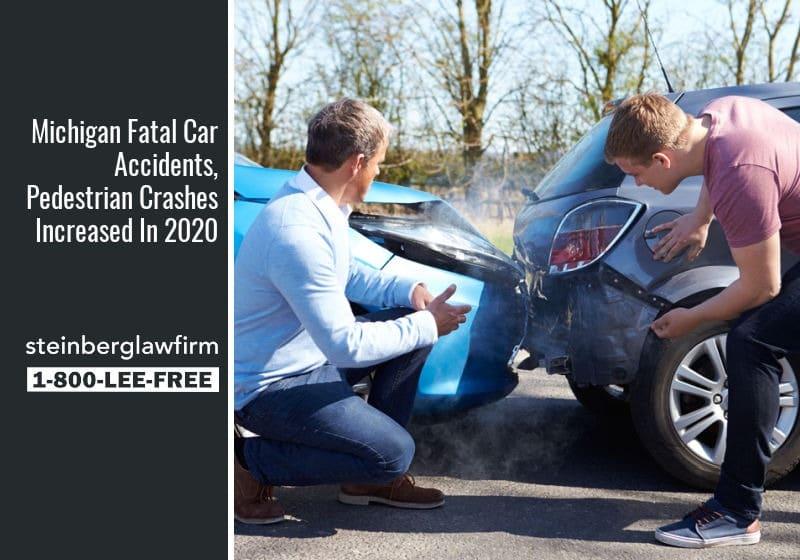 2020 pedestrian car crashes