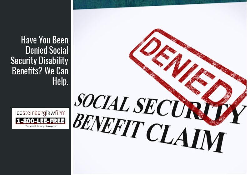denied ssd benefits